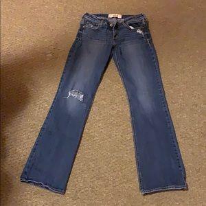 EUC! Hollister jeans